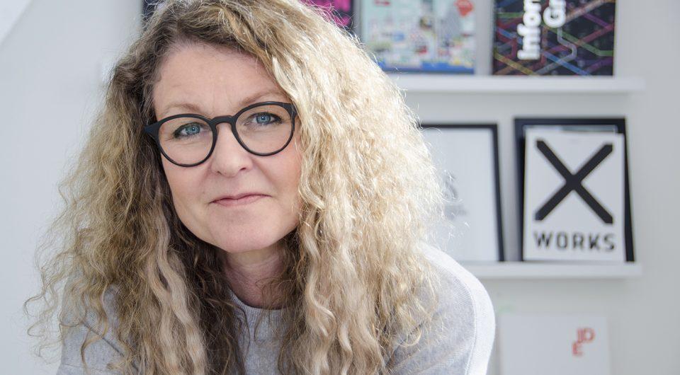 Åsa Wikberg-Nilsson, Biträdande professor. Foto: Melina Granberg