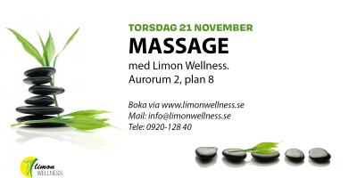 massage 21 nov