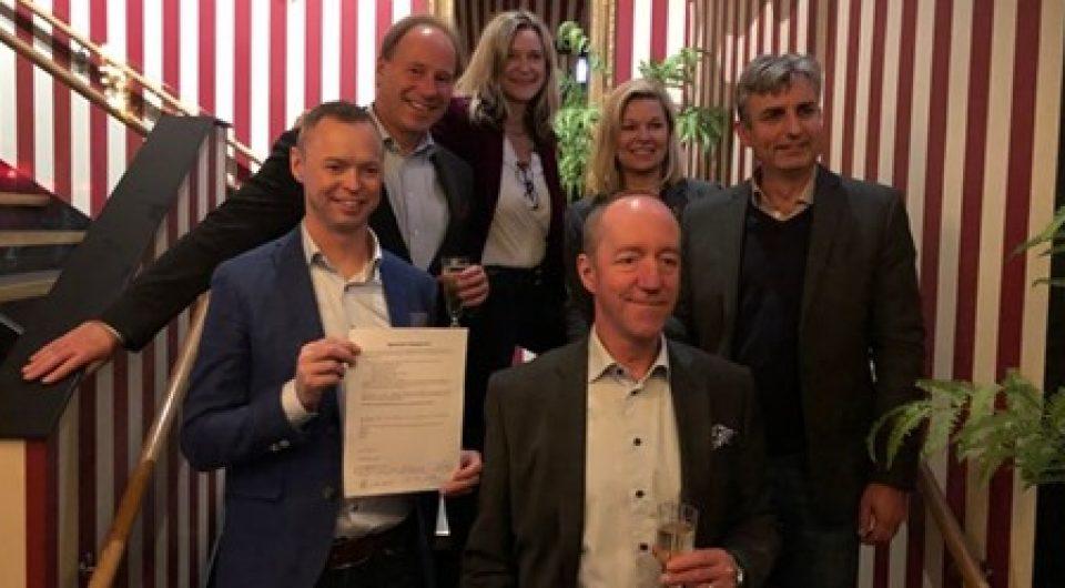 Sweden ICT signering